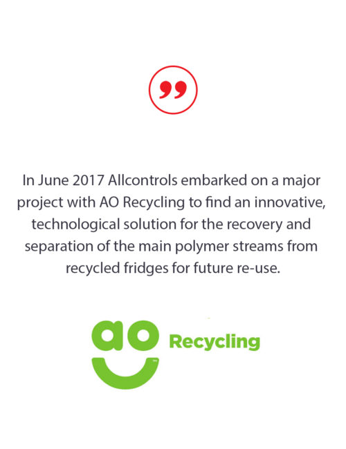 Allcontrols and AO Recycling