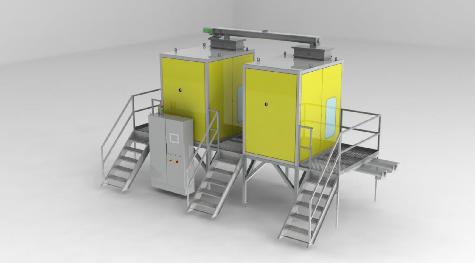 Partner & Client Focus: hamos – experts in electrostatic separation!